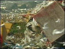 Chelson Meadow landfill site