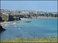 Newquay's beaches