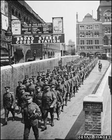 TA recruits 1928