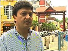 Sanjoy Bose, chief executive, Buzznet Labs