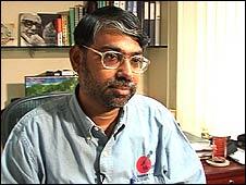 Sankaran P Raghunathan, chairman, Blueshift