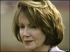 Nancy Pelosi - file photo