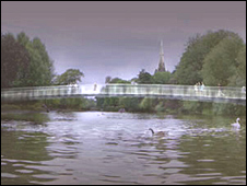 Stratford bridge design