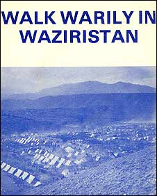 Cover of 'Walk Warily in Waziristan'