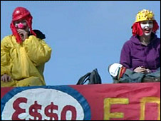 Esso demonstrators