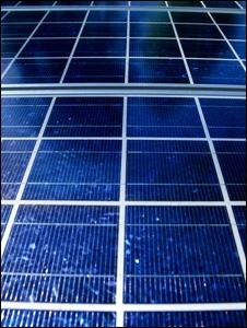 PV panel (Image: EyeWire)