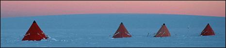 Tents (BBC)