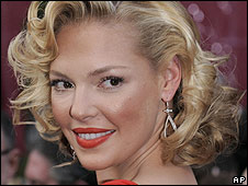 27 Dresses star Katherine Heigl