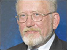 Councillor Hugh Jackson