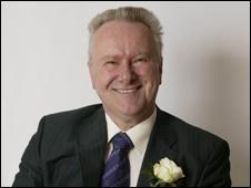 Alex Neil; image courtesy of BBC