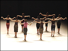 Three by Ohad Naharin (Batsheva Dance Theatre)