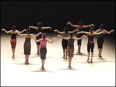 Three by Ohad Naharin (Batsheva Dance Theatre)