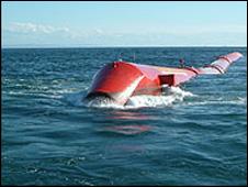 Wave Hub. Pelamis: Ocean Prospect Ltd
