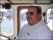 Captain Phil Bentivegna