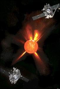 Misión STEREO (Foto: NASA)