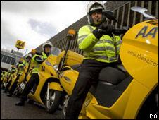 AA electric motorbikes