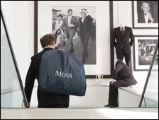 Moss Bros store