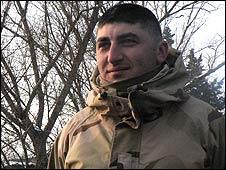 Capt Levan Usenashvili
