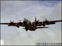 A Hercules C130K
