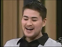 Thomas Beatie (Foto de The Oprah Show)