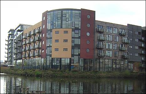New development on the River Lee Navigation