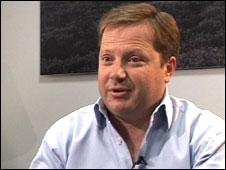 Carphone Warehouse boss Charles Dunstone