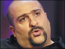 Comedian and actor Omid Djalili