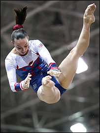 Beth Tweddle (Copyright Alan Edwards)