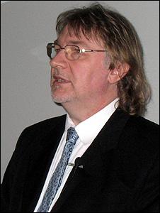 Keith Mason (Image: BBC)