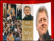 Bill Clinton's lucrative book My Life