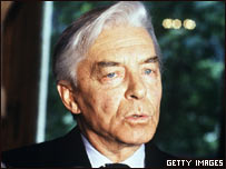 Herbert von Karajan en 1982