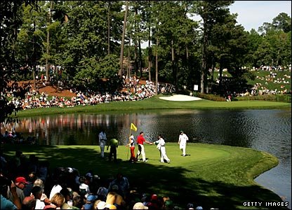 Augusta National's par-three course