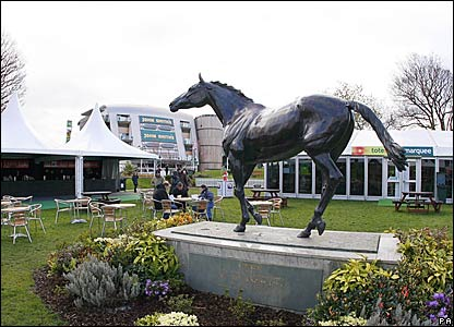 Statue of Red Rum