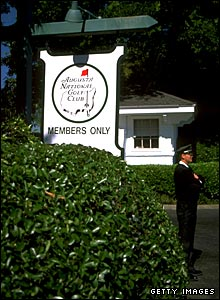Augusta National security