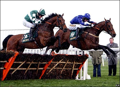 Forest Pennant ridden by Ruby Walsh