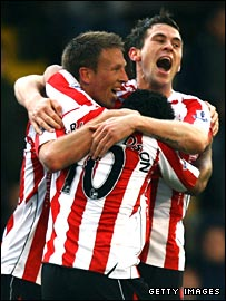 Daryl Murphy and Danny Collins