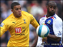 Jermain Jenas (left) and Jason Roberts