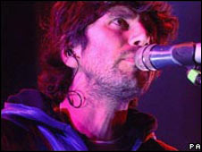 Gruff Rhys from Super Furry Animals