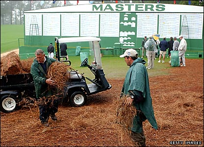Masters greenkeepers