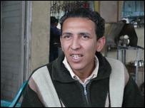Kareem El-Behirey, trabajador y blogger