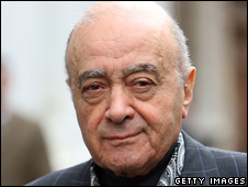 Mohammed Al Fayed