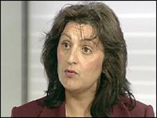 Former chief executive Rose Gibb