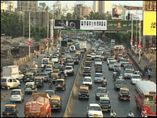Mumbai has 1.53 million vehicles
