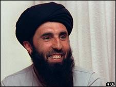 Gulbuddin Hekmatyar. File pic