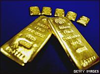 При цитировании или републикации ссылка на.  Международный валютный фонд предлагает распродать около 400 тонн золота...