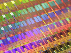 Intel silicon