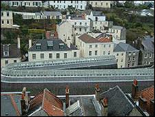 Guernsey market - St Peter Port
