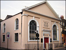 Newington Green Unitarian Church