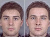 Мужские лица