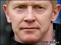 Manager Gary Waddock